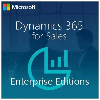 Picture of Dynamics 365 for Sales Enterprise Edition (SMB Offer)