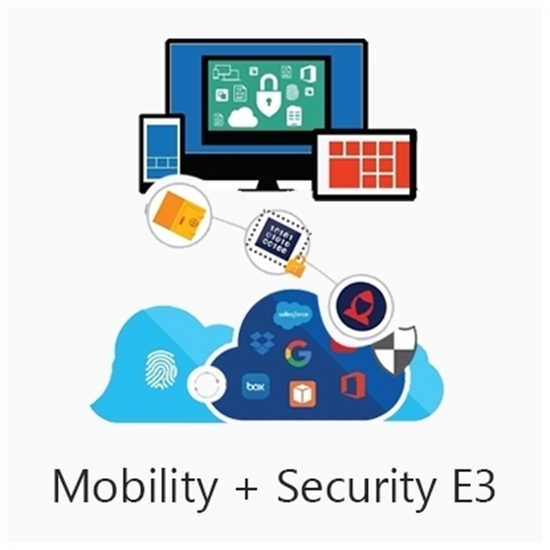 Picture of Enterprise Mobility + Security E3