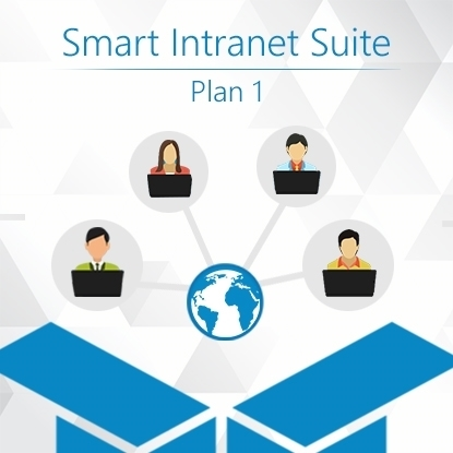 Picture of Smart Intranet Suite Plan 1